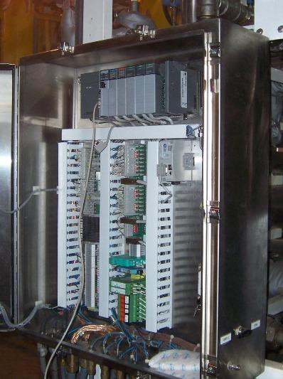 Panel PLC01