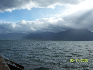 danau singkarak - solok
