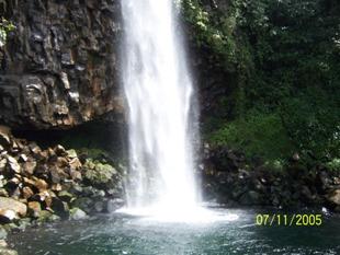air terjun lembah anai - padang panjang