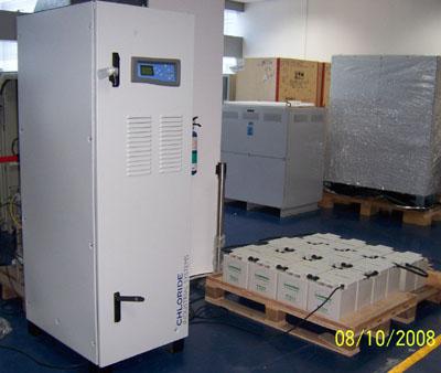 UPS 20 kVA + Battery