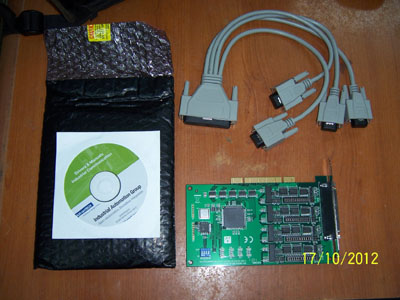 Advantech PCI-1612CU/9