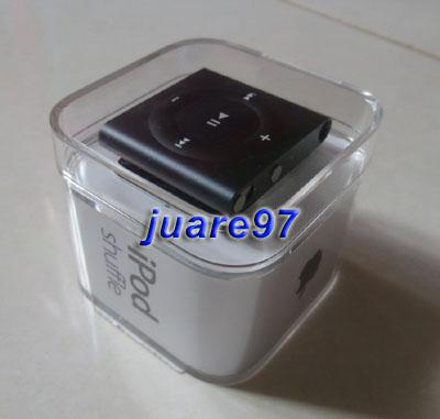 ipod shuffle dalam box