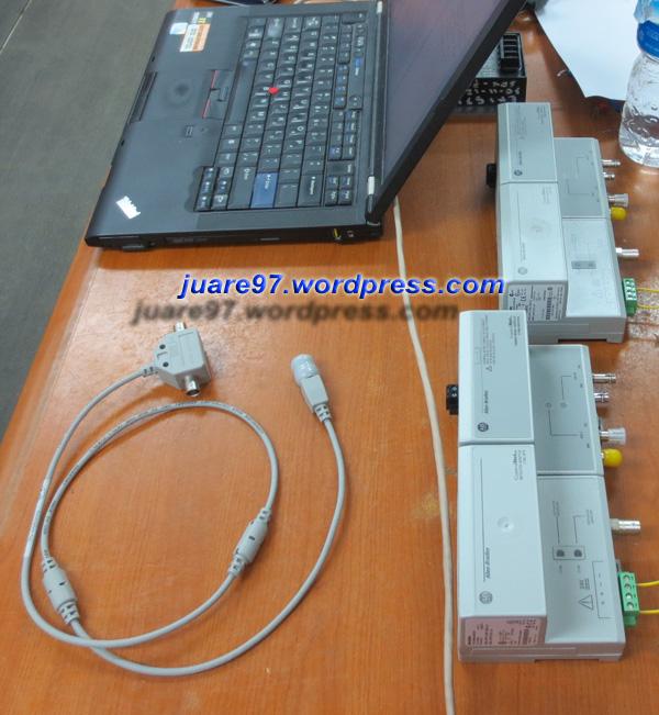 Control Net Repeater Adapter dan Control Net Fiber Ring Adapter