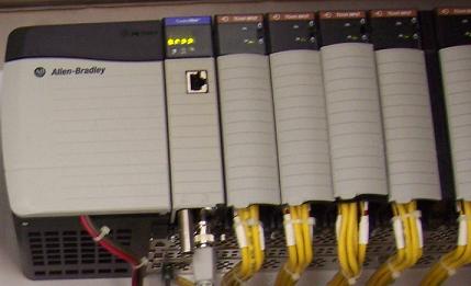 Controllogix dengan Module T/C