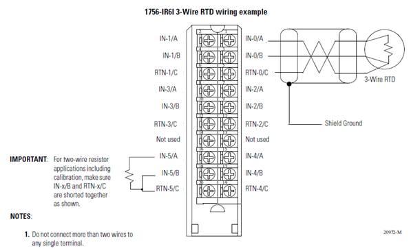 Belajar Memakai Module Thermocouple  T  C  1756