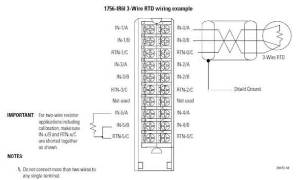 3 Wire Rtd Wiring Diagram