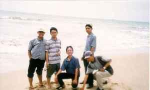 Ekskursi to Krakatau Steel - Cilegon, West Java - Vacation to Anyer Beach