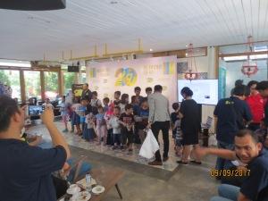 Acara Reuni 20 Thn - Photo Bersama Anak2