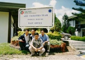 KP di Caltex Thn. 2000