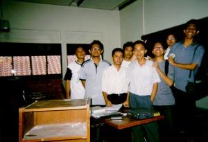 di Kelas
