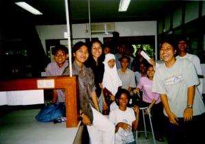 at Telecom Laboratory