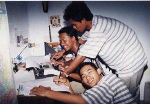 Praktikum 1998