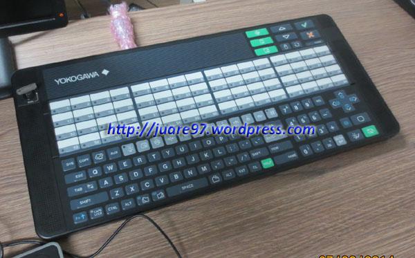 Keyboard Operator DCS Yokogawa - Model AIP830