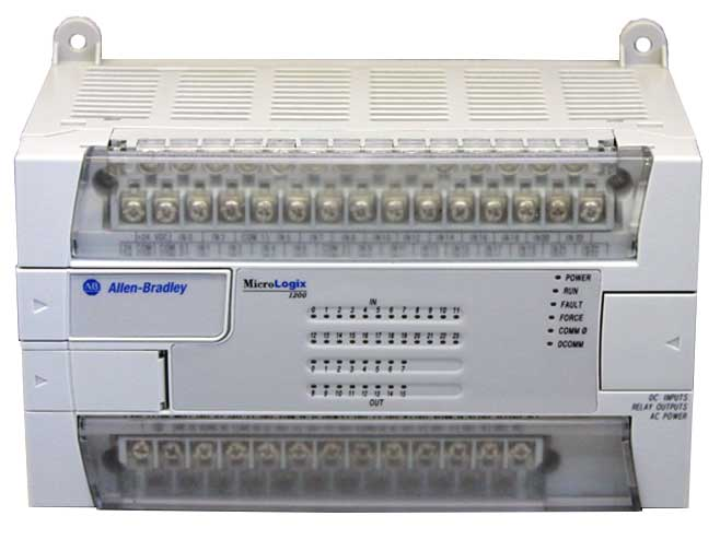 MIcroLogix-1200-Front