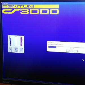 Instalasi CENTUM CS3000 R3.09.50